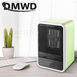 Electric Heater Fan Mini Winter Hand Warmer PTC Ceramic Quick Heating Warm Stove Radiator Office Desktop Hot Air Blower EU - 88digital