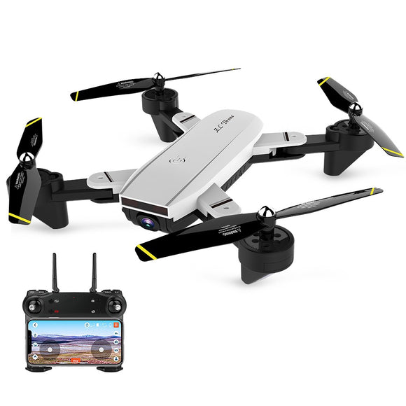 RC Drone with WiFi FPV Camera 4K/1080P/720P Optical Follow Professional Foldable Quadrocopter Helicopter
