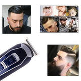 Electric Hair Clipper Rechargeable Low Noise Hair Trimmer Hair Cut Shaver - 88digital