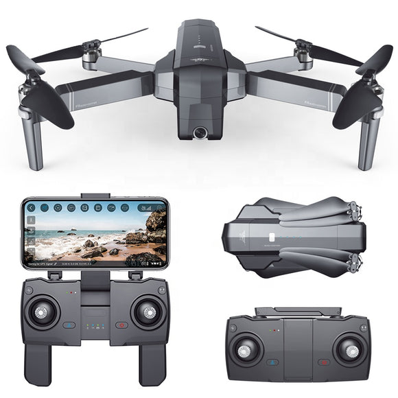 F11 Professional GPS Follow me Quadcopter Drone  with Brushless motor and 1080P 5G WIFI FPV HD Camera
