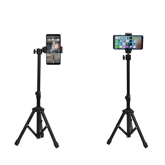 Flexible Mobile Phone Tripod for Camera, Selfie Stick Mini phone camera tripod stand /cell phone holder