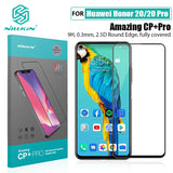 For Huawei Honor 20 Glass Screen Protector NILLKIN Amazing H/H+PRO 9H for Tempered Glass Protector for huawei honor 20 pro 6.26 - 88digital