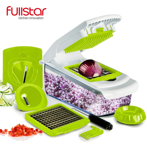 Vegetable cutter  Slicer Fruit Cutter Potato Peeler Carrot Cheese Grater - 88digital