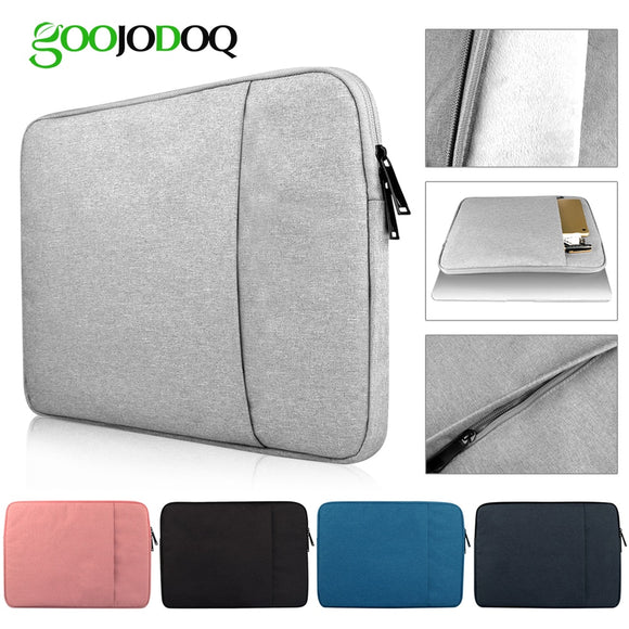 Laptop Sleeve Notebook Bag Pouch Case for Macbook Air 11 13 12 14 15 13.3 15.4 15.6 for Lenovo ASUS/Surface Pro 3 Pro 4 - 88digital