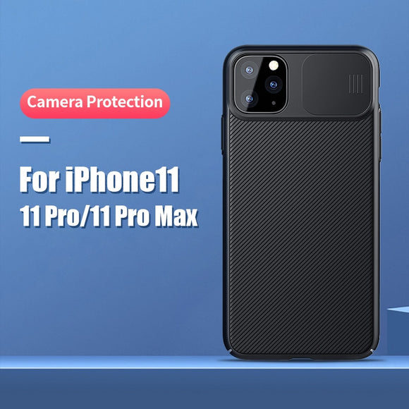 NILLKIN For iPhone 11 Pro case slide cover for camera protection for iphone 11 case 2019 back cover for iPhone 11 Pro Max case - 88digital