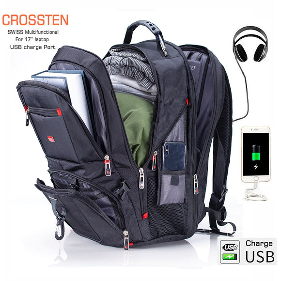 Crossten Swiss Multifunctional 17.3