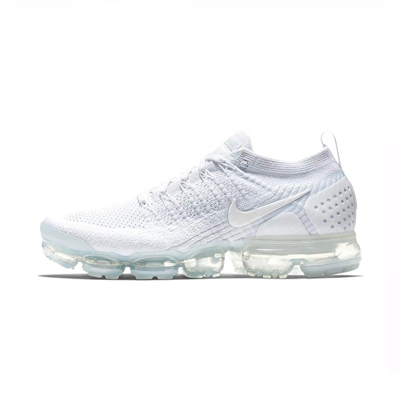 Original NIKE AIR VAPORMAX FLYKNIT 2.0 Running Shoes for Men Breathable Sport 942842-100