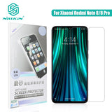 NILLKIN Redmi Note 8 Pro screen protector HD Super Clear screen protector for xiaomi redmi note 8 Matte Anti Glare 6.3''/6.53'' - 88digital