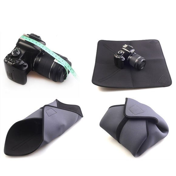 Waterproof Cloth Camera Wrap Shock Protector For Canon Nikon Sony Camera Lens Photo Studio Accessories - 88digital
