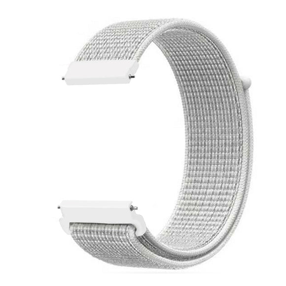 20mm 22mm Watch Nylon Band For Samsung Gear S3 Classic Frontier Sport Loop Wrist Band for Samsung Active/Galaxy Watch 46MM 42MM 2