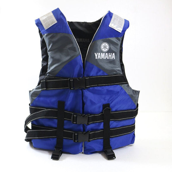 Hot sell life vest Outdoor rafting yamaha life jacket for swimming snorkeling wear fishing Professional drifting child adult
