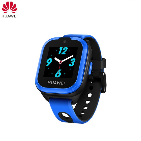 Original HUAWEI Kids Smart Watch 3 4G Colorful Touch Android IOS SOS Call Voice Assistant