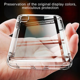 Baseus Transparent Soft TPU Silicone Phone Case For iPhone 11 Pro Max 11Pro Shockproof Cover For iPhone 11 Pro Xs Max Xr X Coque