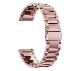 New Metal Strap For Fitbit Versa band women strap with pin Screwless Stainless Steel Bracelet Wristbands Replacement Accessories - 88digital