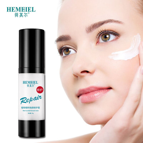 HEMEIEL Herb Essence Acne Scar Stretch Marks Remover Cream Skin Care Repair Face Cream Surgical Burn Scar Corrector Treatment