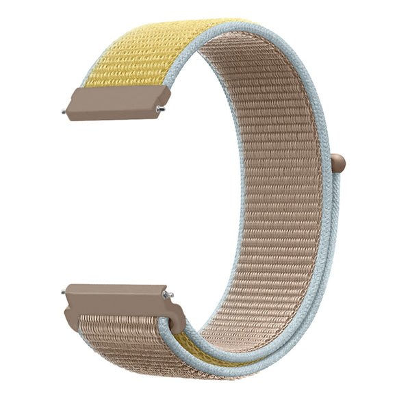 Nylon Sport Loop Strap Band For Huami Amazfit Bip Velcro Strap For Amazfit GTS watchbands