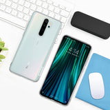 For xiaomi redmi note 8 pro case Nillkin Nature Transparent Clear Soft silicon TPU cover redmi note 8 global version - 88digital