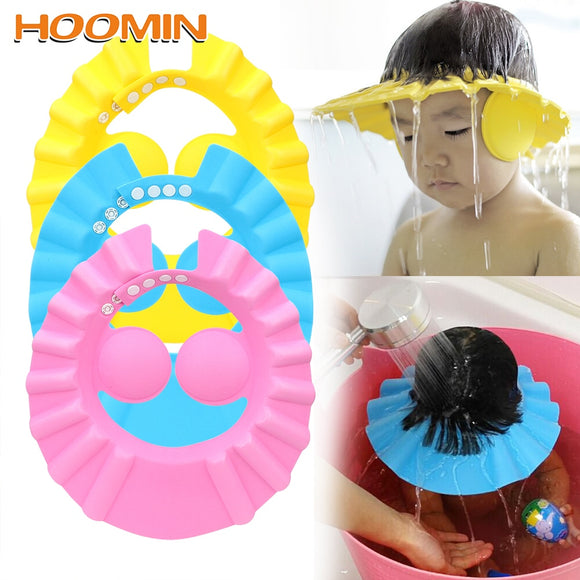 Kids Head and Ear Protector for Shower Bath Shampoo Shield Adjustable length - 88digital