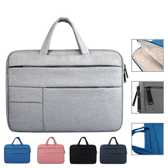 Unisex For Macbook Air Pro 11 12 13 14 15.6'' Portable Notebook Handbag Laptop Bag/Sleeve Case For Samsung Dell HP Surface pro 3