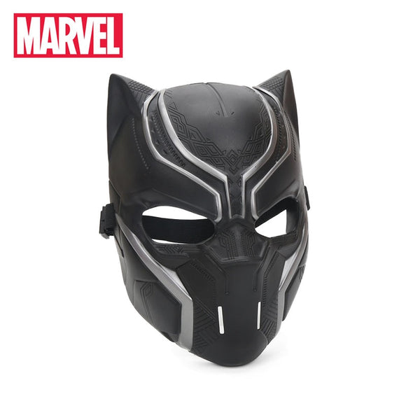 Hasbro Marvel Toys Black Panther Masks Captain America Civil War Roles Cosplay Full Face Plastic Mask Halloween Adult Party Prop