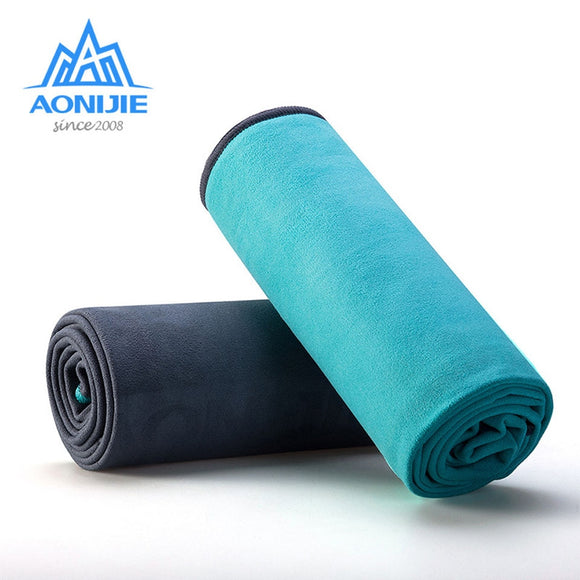 AONIJIE E4091 Microfiber Gym Bath Towel Travel Hand Face Towel Quick Drying For Fitness Workout Camping Hiking Yoga Beach Gym