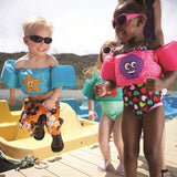 Kid's Life Jacket Vest swim ring Puddle Jumper Pool Water Life Jacket Children Swimsuit Swimming Sports