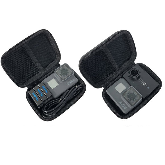 Mini Bag Portable Shockproof Storage box Compact waterproof Case For Gopro Hero 7 6 5 4 3 SJCAM Xiaomi Yi 4K MIJIA Action Camera - 88digital