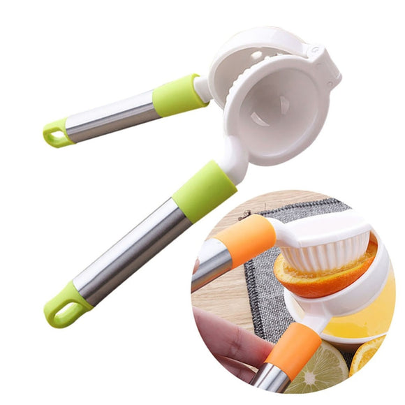 2019 Fruit Citrus Squeezer Orange Manual manual juicer Kitchen Tools Lemon Juicer Fruit Citrus Press Orange Portable Blender