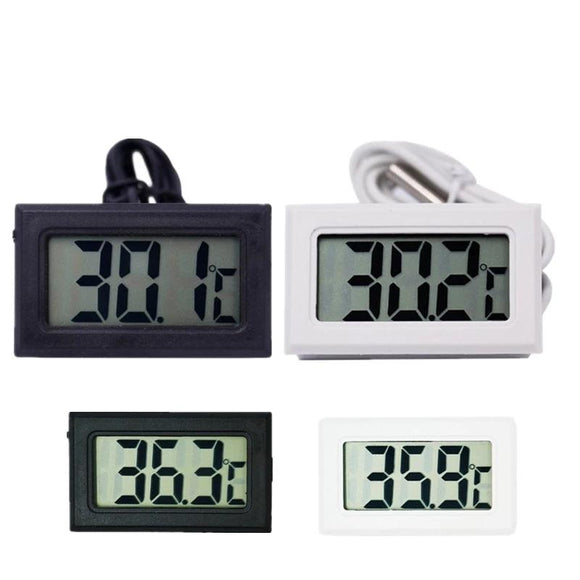 Digital Thermometer Fridge Freezer Temperature Meter