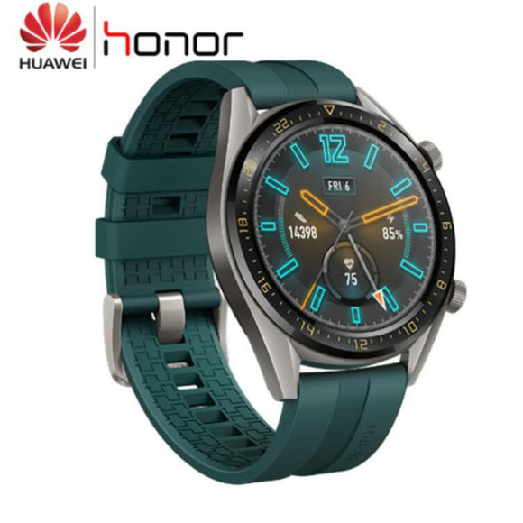 Huawei Watch GT Elegant/vigor/sport GPS NFC 14Days Battery Life 5ATM waterproof Phone Call Heart Rate Tracker smart watch