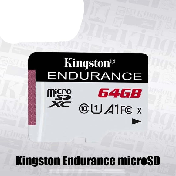 Kingston Endurance micro sd 32gb 64gb 128gb Class10 A1 memory card Exclusive for home monitoring microsd card New listing