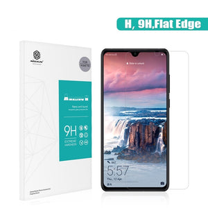 NILLKIN 3D CP+Max /XD/H/H+Pro Tempered Glass Screen Protector For Huawei P30 Glass 3D 2.5D Flat Edge Safety P30 Protective Film - 88digital