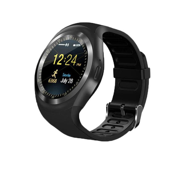 696 Bluetooth Y1 Smart Watch Relogio Android SmartWatch Phone Call GSM Sim Remote Camera kids Intelligent clock Sports Pedometer 2