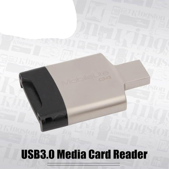 Kingston Digital MobileLite G4 Micro SD USB 3.0 Multi-Function Memory Card Reader Flash SD Adapter For Mirosd SD Card