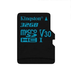 Kingston Micro SD Card 32GB UHS-I U3 flash Memory Cards 64GB Class 10 90MB/S Microsd TF Card 128GB Support HD 3D 4K Video