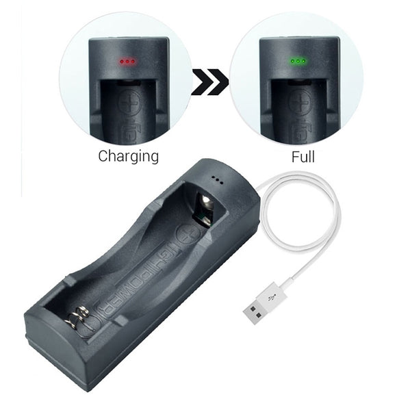 USB Batteries Charger Protection IC Universal Battery Charger For 18650 Li-ion (no battery) free shipping