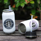 Cool Design Stainless Steel Thermos Insulated Stainless Steel Vacuum Bottle Custom Name Printing Gift
