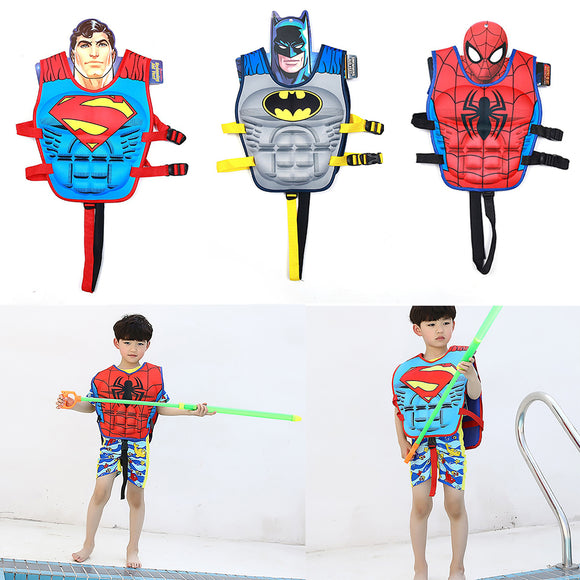 Kids Life Jacket Floating Vest boy girl child children life vests Sunscreen Floating Power swimming pool accessories swimsuit