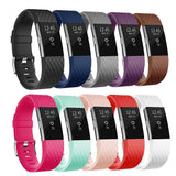 Wrist Strap for Fitbit Charge 2 Band Smart Watch Accessorie For Fitbit Charge 2 Smart Wristband Strap Replacement Bands - 88digital
