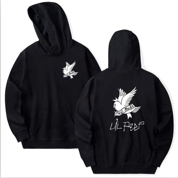 Lil Peep R.I.P Lil Peep LOVE Men/Women Pocket Hoodies Love Hood Lil. Peep Hoodies Hip Pop Man Clothes Fan Shirts