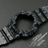 Camo Resin Strap Case Men's Pin Buckle Watch Accessories for G-SHOCK GA-110 GA-100 GD-120 5146 5081 Waterproof Rubber Strap delivery by DHL