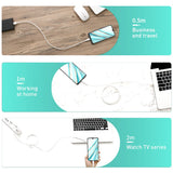 Baseus 4A Micro USB Cable VOOC Flash Charge for OPPO Compatible 2A Fast Charge Microusb Cable For Xiaomi Redmi Samsung Cord 2m