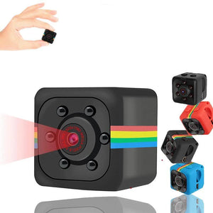 Sq11 Mini Camera HD 960P Sensor Night Vision Camcorder Motion DVR Micro Camera Sport DV Video Small Camera Cam SQ 11 with Box