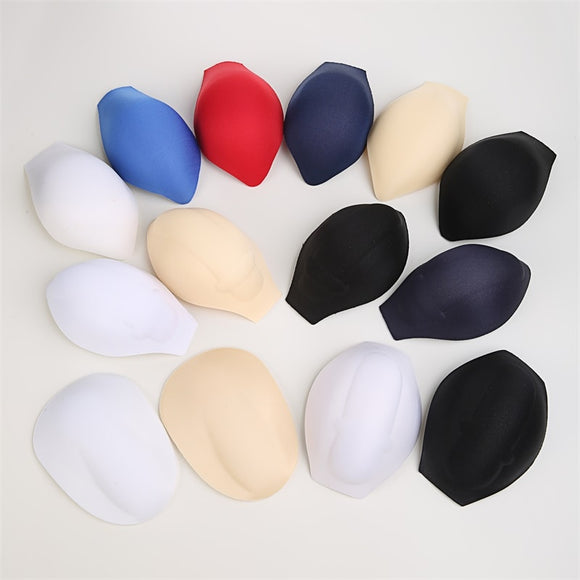 Men Underwear Pad Inside Enhance Sponge Cup Sexy Frontal Protection Breathable Inner Briefs Pads Enlarge Men Penis Pouch Pad