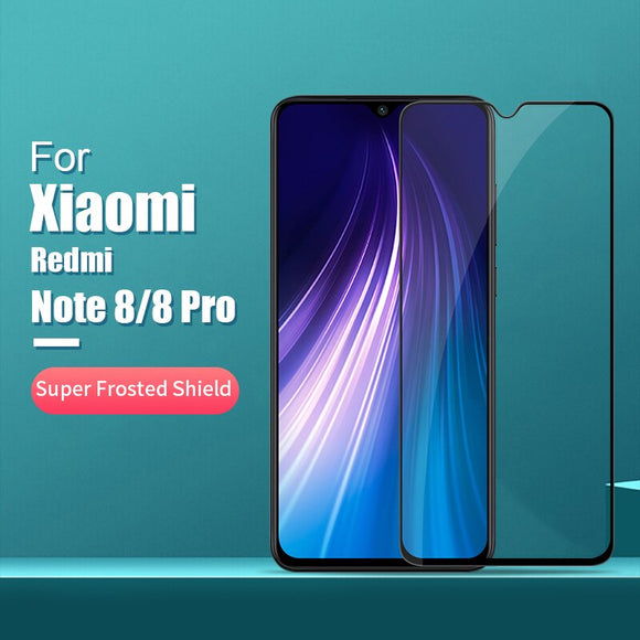 for xiaomi redmi note 8 pro Glass Screen Protector NILLKIN Amazing H/H+PRO/XD+ 9H redmi note 8 Tempered Glass Protector 6.3/6.53 - 88digital