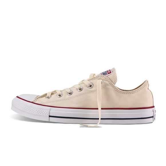 Converse ALL STAR Skateboard Shoes Man's and Woman's Low Top Classic Canvas Unisex Sneakers 1Z632