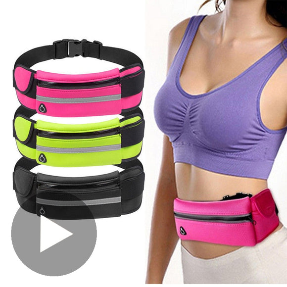 Waist Bag Belt For Men Women Fanny Pack Banana Pouch Bananka Male Female Money Phone On Handy Bumbag Waistbag Fannypack - 88digital