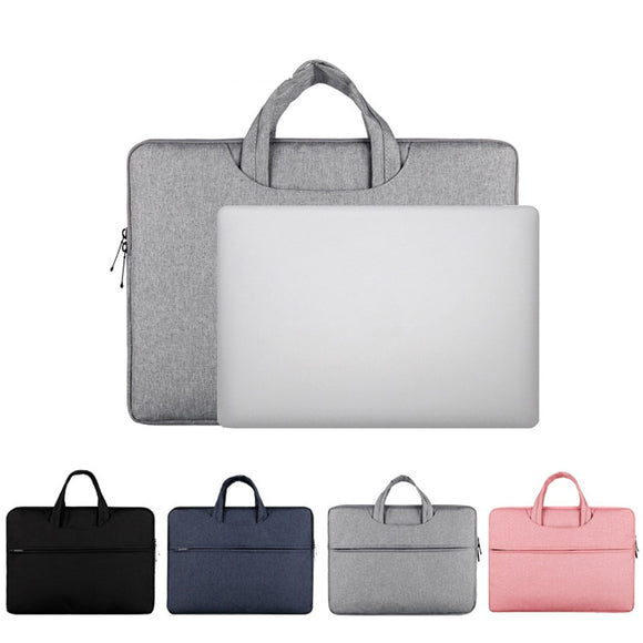 Laptop Bag Briefcases Briefcase Bag for Apple Dell HP Lenovo Xiaomi Huawei Samsung Computer Sleeve Pouch Bags - 88digital