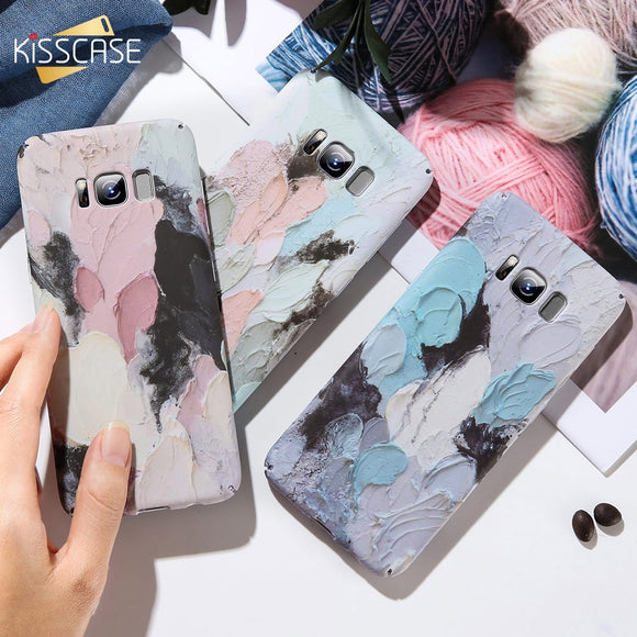 KISSCASE Luxury Case For Xiaomi Mi 8 A1 A2 Luminous 3D Painting Phone Case For Xiaomi Redmi Note 5 6 Pro 4X Pocophone F1 Covers - 88digital