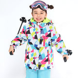 Kids Ski Suit Children Brands Waterproof Warm Girls And Boy Snow Jacket And Pants Winter Skiing And Snowboarding Clothes Child - 88digital